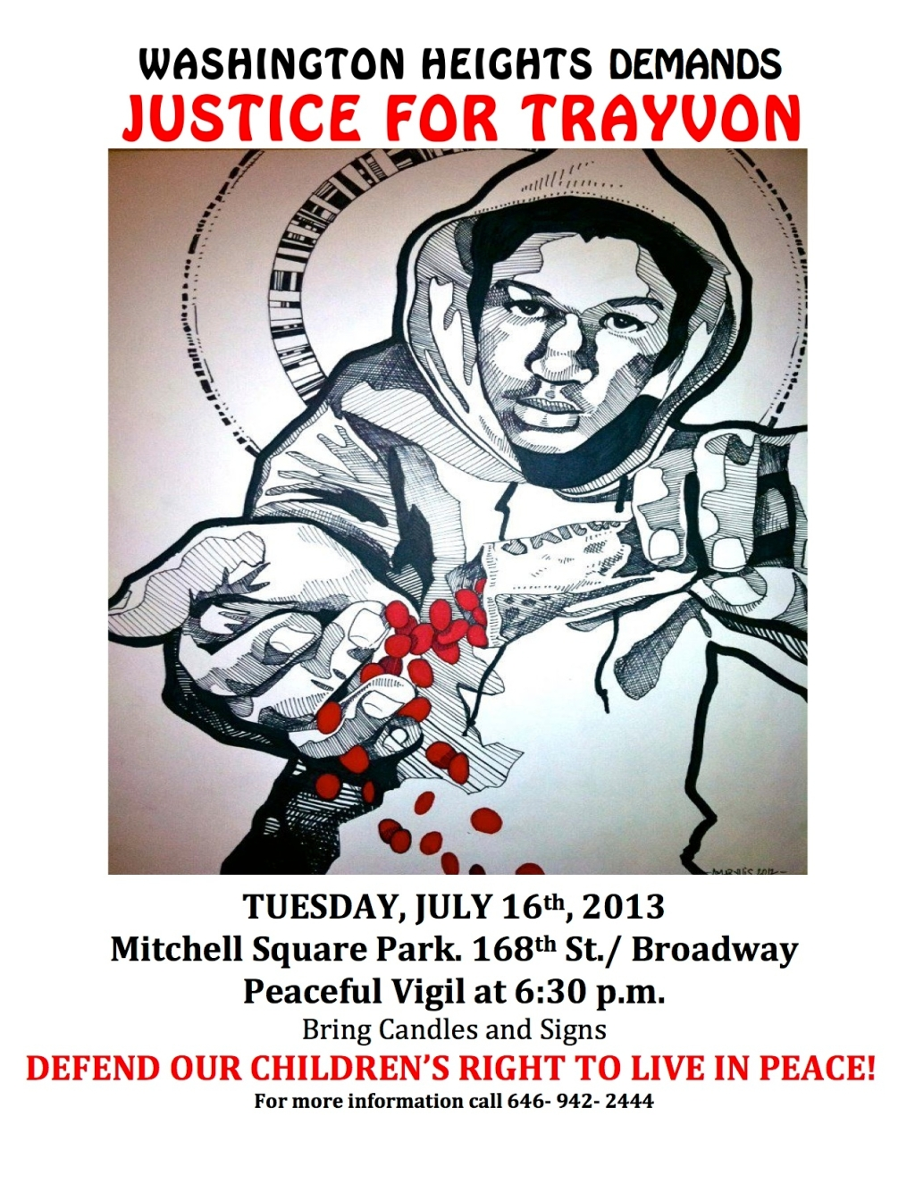 Trayvon Washington Hts